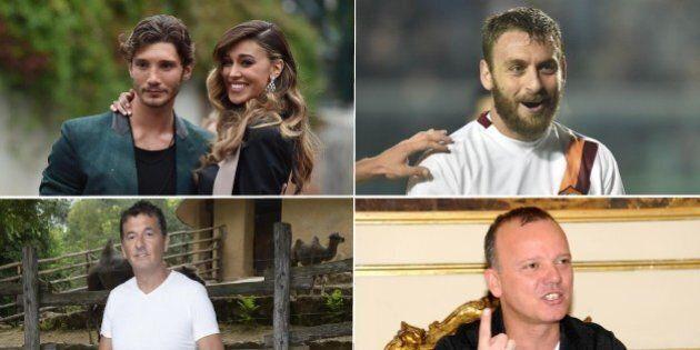Mafia capitale: Belen Rodriguez, De Rossi, Mammuccari, D'Alessio: i contatti vip della cupola