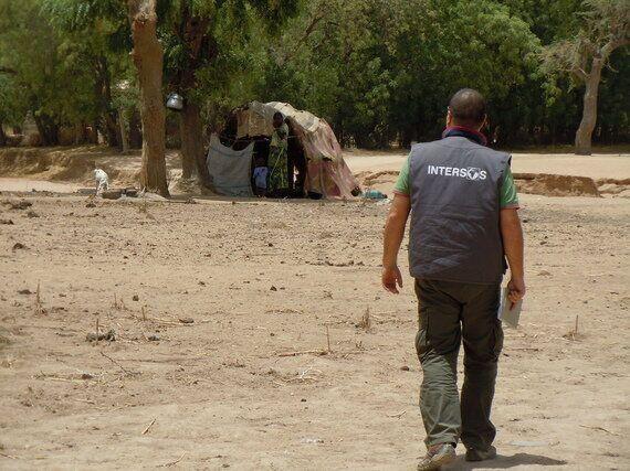 Ho visto le persone in fuga dai massacri di Boko