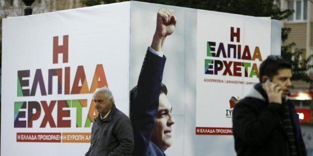Dimitris Liakos, consigliere economico di Tsipras: