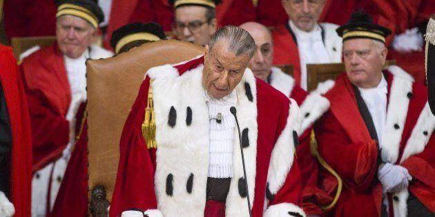 Inaugurazione dell'anno giudiziario: le relazioni scritte più dure degli interventi. Cerimonia