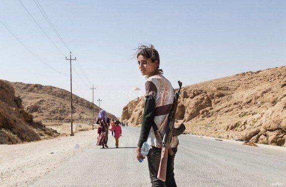Isis, giornalisti curdi: