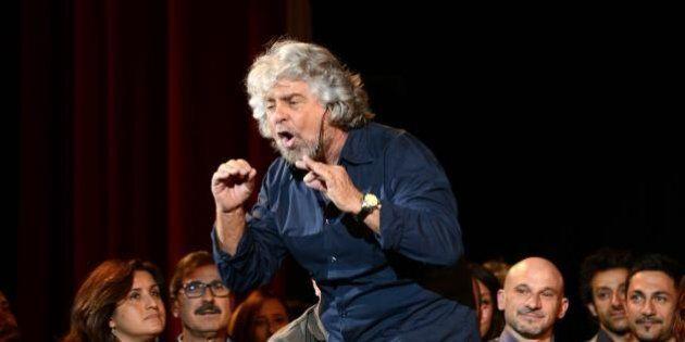Beppe Grillo parte per un tour mondiale. Si chiama