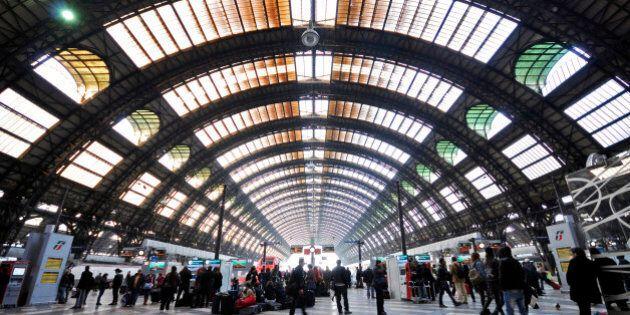 Stazione Centrale di Milano in tilt per 40 minuti a causa di un guasto tecnico. Treni bloccati e passeggeri...