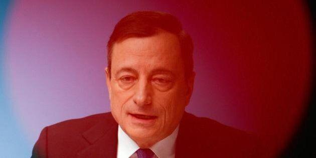 Quantitative easing, Mario Draghi: