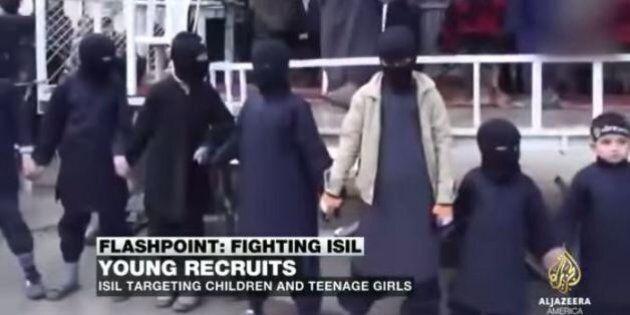 Isis, i bambini del Califfato. Usati per le trasfusioni di sangue, mandati a combattere e addestrati...