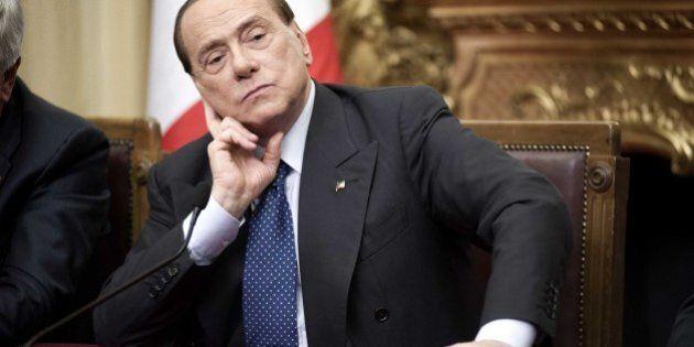 Deposizione Giorgio Napolitano: a Silvio Berlusconi
