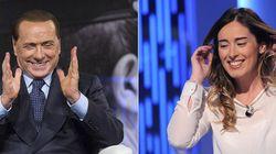 Berlusconi-Boschi: doppio regalo dal