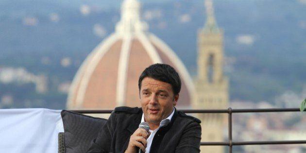 Matteo Renzi chiude la campagna elettorale per le regionali a Firenze. Preferita una regione non in