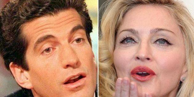 John John Kennedy e Madonna si amavano, ma Jackie Kennedy la rifiutò per la