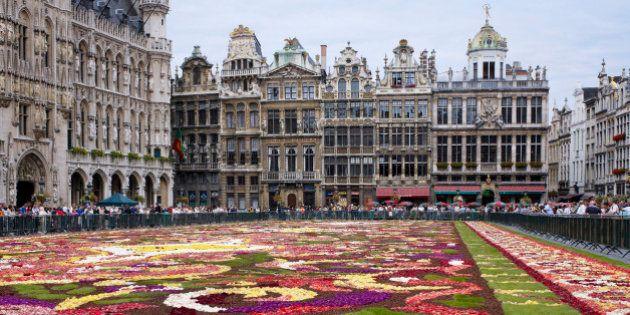 A Bruxelles a Ferragosto con lo sconto (e non