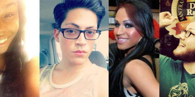 #WhatTransLookLike la campagna dell'Huffington Post Usa contro la discriminazione di genere. I selfie...