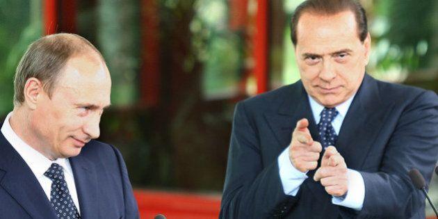 Russia, Berlusconi intensifica le telefonate con l'amico Putin alla vigilia del vertice Nato. Strategia...