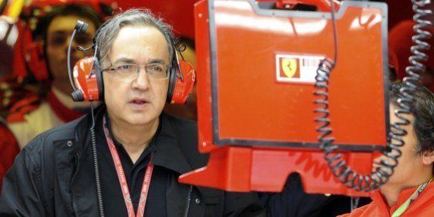 Ferrari sarà separata da Fca nel 2015 e si prepara alla quotazione in Borsa. L'annuncio di Sergio Marchionne...