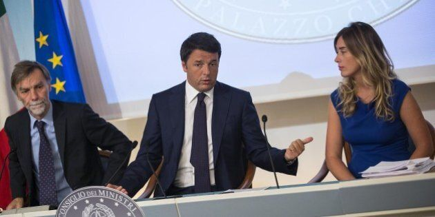 Matteo Renzi avvia il countdown dei