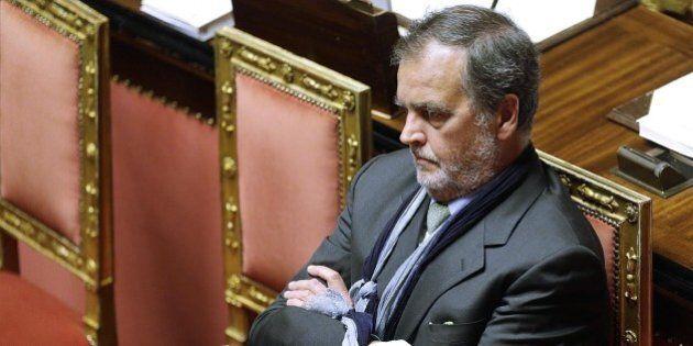 Riforme: l'emendamento Calderoli per dire addio al Senato...ma solo a fine legislatura. Grasso lo