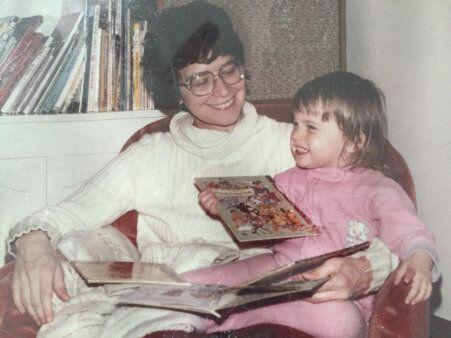 Sto ancora imparando da mia madre, 20 anni dopo la sua