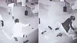 Stupratore assale una donna cinese esperta di arti marziali e finisce due volte al tappeto