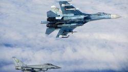Nato, allerta per insolita attività russa nei cieli