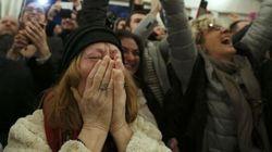 Al quartier generale di Tsipras esplode la gioia
