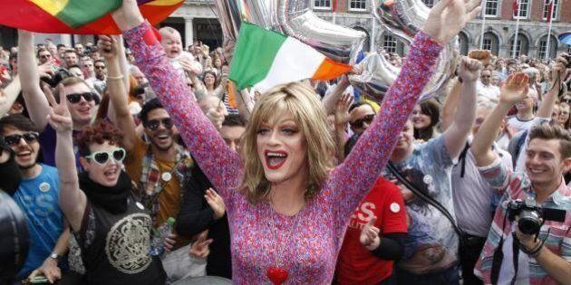 Matrimonio gay in Irlanda: il trauma profondo del referendum irlandese sul Vaticano