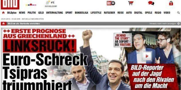 Elezioni Grecia, Alexis Tsipras trionfa. Il presidente della Bundesbank: