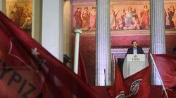 Il trionfo di Tsipras non spaventa i