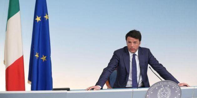 Def, Matteo Renzi prende tempo sul tesoretto: