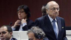 Sepp Blatter, diritti tv e la concorrenza nel