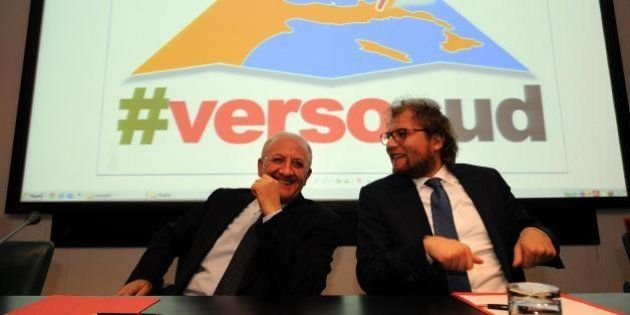 Luca Lotti conferma la fiducia in Vincenzo De Luca: