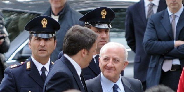 Vincenzo De Luca impresentabile, è nella lista della Bindi.