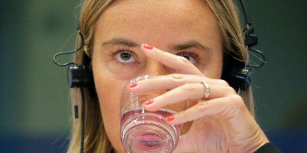 Federica Mogherini attacca la Russia: