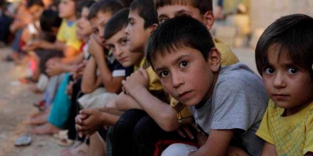 Isis: Amnesty, in Iraq