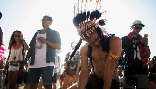 Coachella Festival, lo spettacolo della