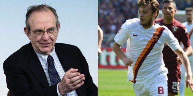 Pier Carlo Padoan e le sue previsioni sulla Roma: