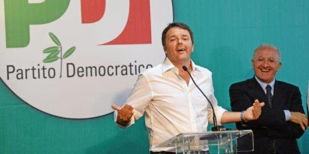 Vincenzo De Luca nella lista degli impresentabili: gli autogol di Matteo Renzi, Maria Elena Boschi e...