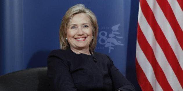 Siamo tutte Hillary