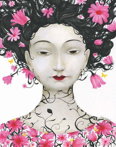 I disegni di Ana Juan, l'illustratrice preferita dall'Allende e dal 'New