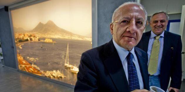 Vincenzo De Luca impresentabile. Reazione da guerriero contro Bindi: