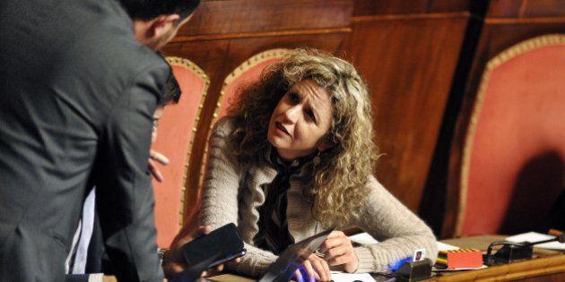 Barbara Lezzi su Pietro Grasso: