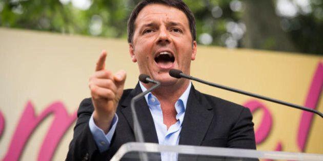 Rabbia senza precedenti di Matteo Renzi contro Bindi: attacco politico al governo. E teme per la