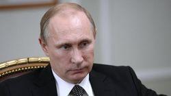 Putin attacca: