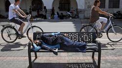 CARTOLINE DALLA GRECIA - A Kos arrivano i migranti