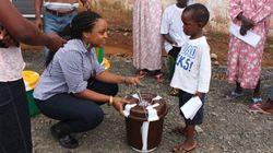 In Liberia per aiutare la mia gente contro