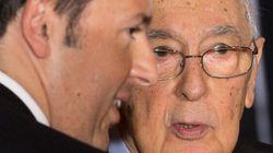 Giorgio Napolitano blocca la 'renzata' sugli Esteri: cercasi ministro politico e di