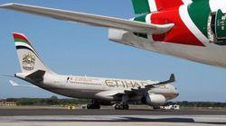 Alitalia-Etihad: ufficiale la firma