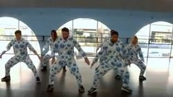 Flash mob per i piccoli malati di