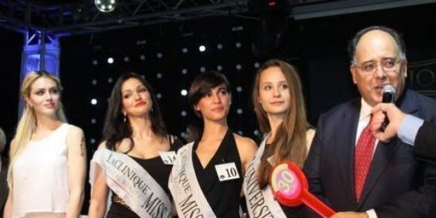 Rettore Sapienza Eugenio Gaudio partecipa a Miss Università come giurato, è polemica: