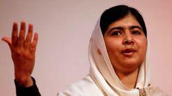 Malala regala i soldi del Nobel ai bambini di