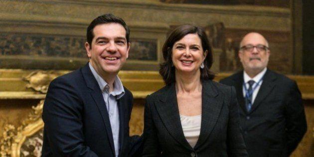 Laura Boldrini,