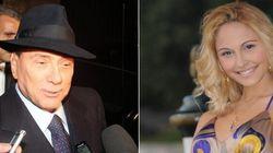 Berlusconi padrino del figlio di Noemi
